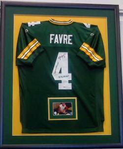 West Des Moine Brett Favre